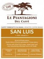 Cafea Le Piantagioni San Luis El Salvador