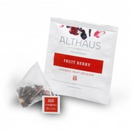 Ceai Althaus Red Fruit Pyra Pack